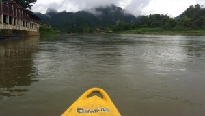 Laos in the Low Season - no one around!