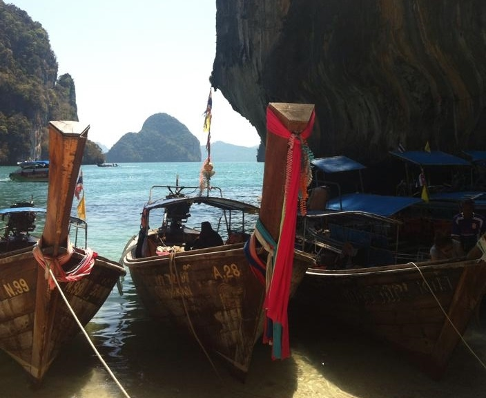 Railay Day Trip Thailand