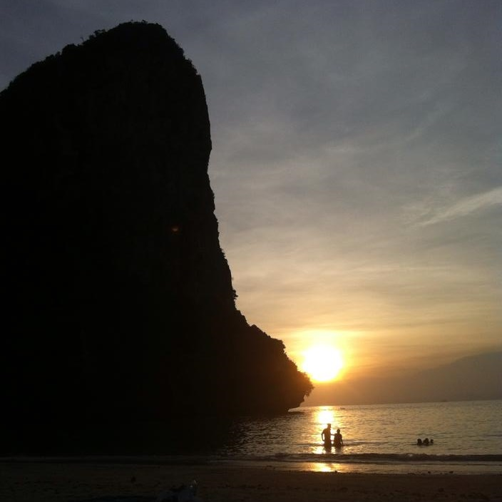 Railay Sunset Thailand