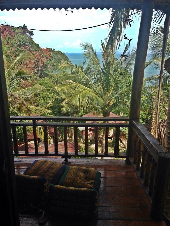 Railay Thailand Garden View