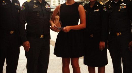 Bangkok Tourism Police