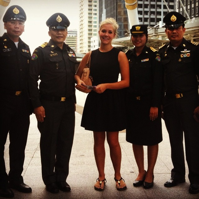 My Encounter with Thai Police (Expat Life in Bangkok)