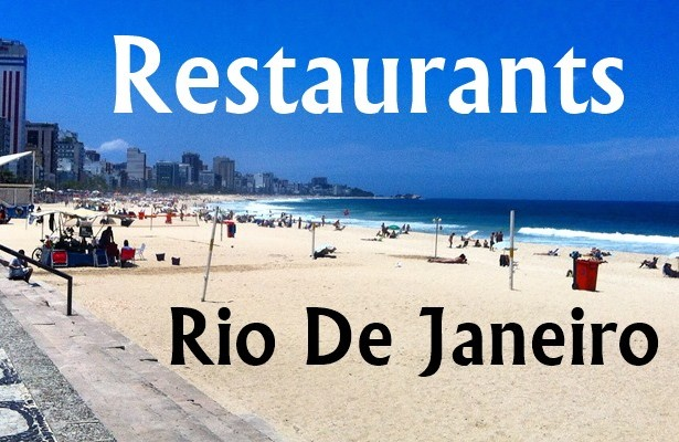 Best Restaurants in Rio De Janeiro for Vegetarians and Beyond