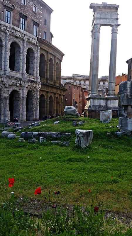 Teatro Marcelo Rome