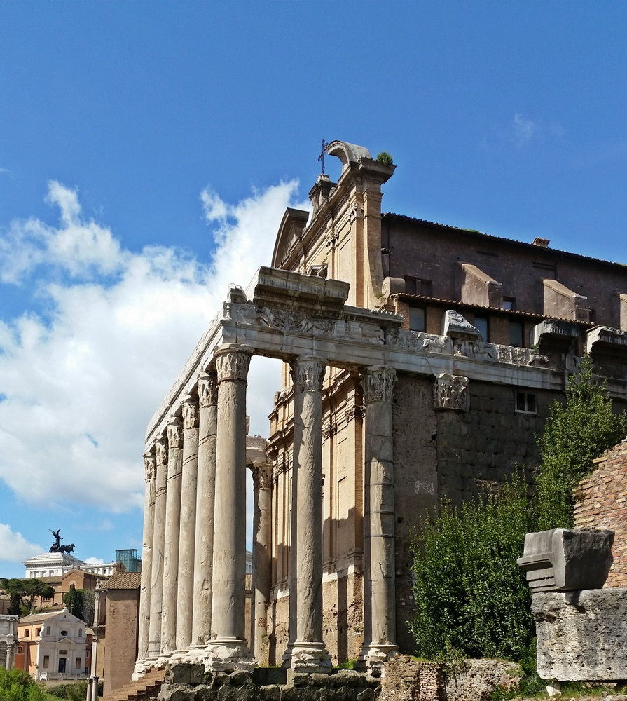 Roman Forum Italy Rome