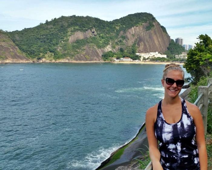 Hike Morro da Urca Trail Rio de Janeiro