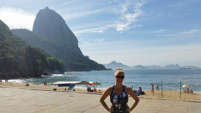 Praia Vermelha Rio de Janeiro Morro da Urca