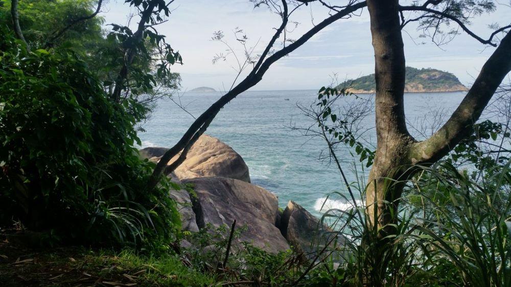 Morro da Urca Pao de Acucar Hike Rio de Janeiro Trail