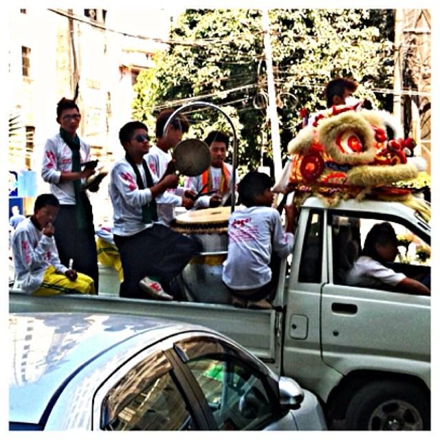Chinese New Year Yangon