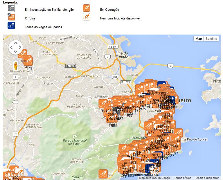 BikeRio Bike Share Review Rio de Janeiro Bicycle