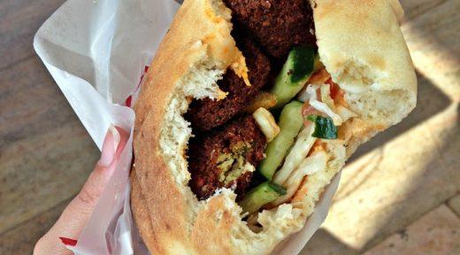 Falafal Israel Israeli Food