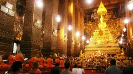 Bangkok Monks Wat