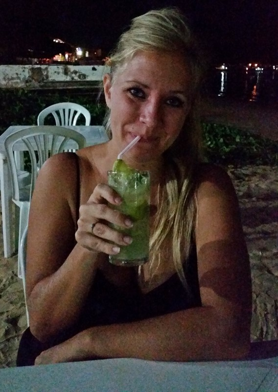 Drinks in Buzios Brazil