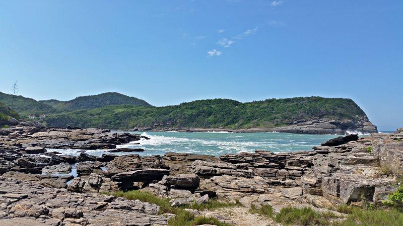 Rocky Lagoon in Buzios Brazil
