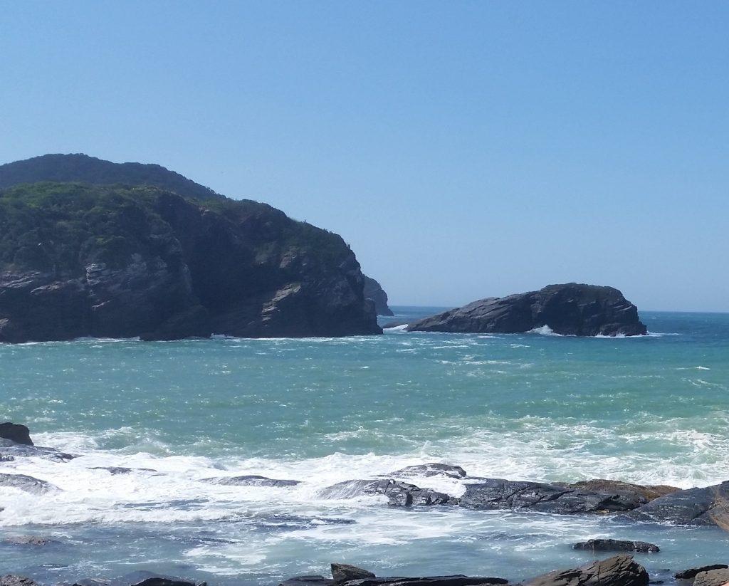 Ocean View in Buzios Brazil