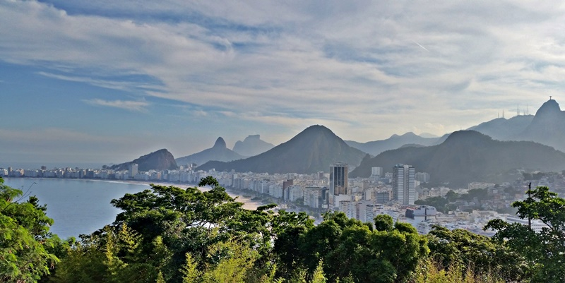 Hike Rio de Janeiro – Morro do Leme