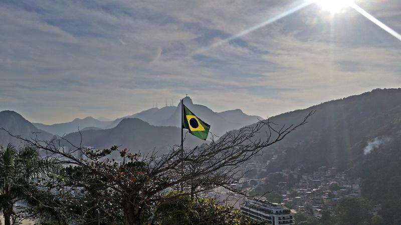 Morro do Leme Hike Rio de Janeiro Forte do Leme Duque de Caxias