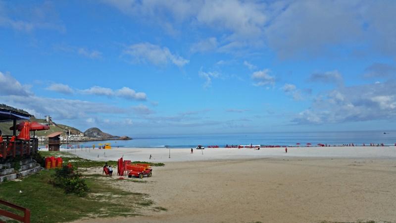 Beach of Arraial do Cabo