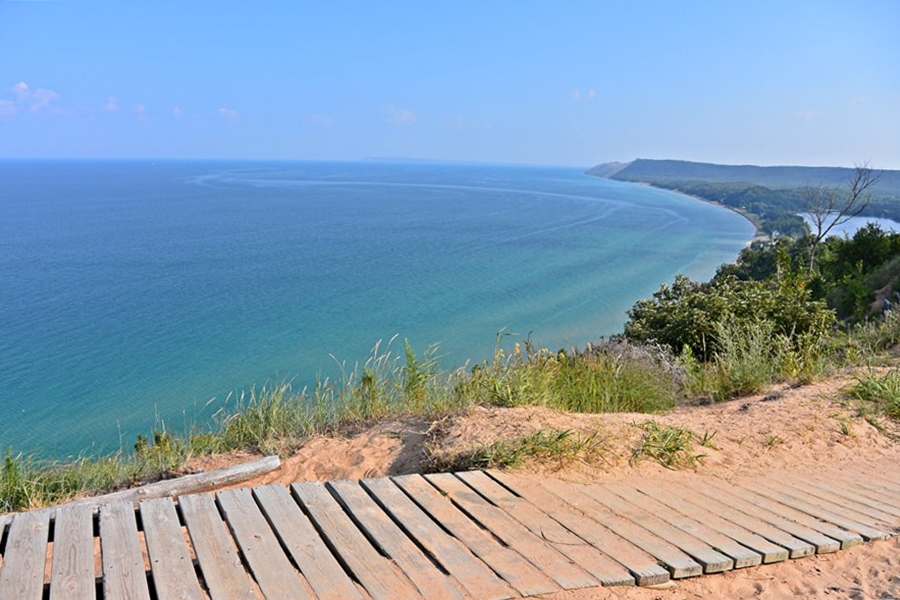 Sleeping Bear Dunes – The Most Beautiful Place in America