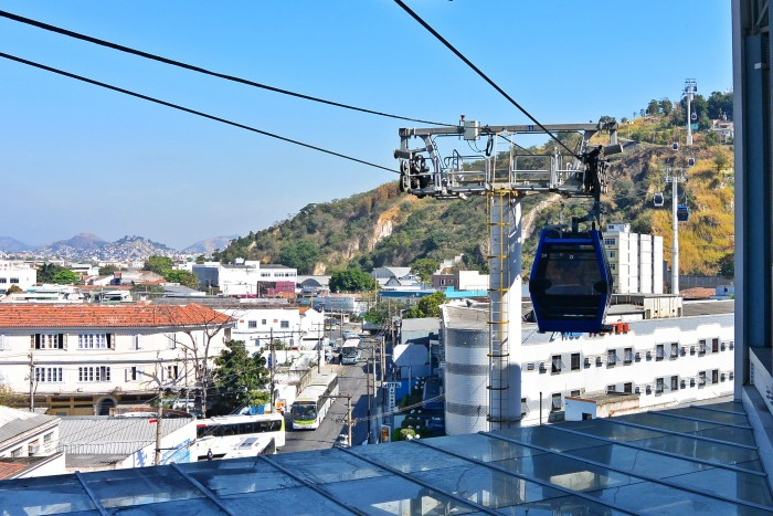 Complexo do Alemao Favela Tour Rio Teleferico - Alemao Favela
