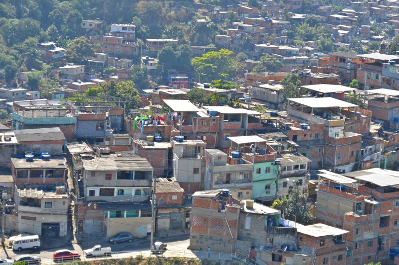 Complexo do Alemao Favela Tour Rio