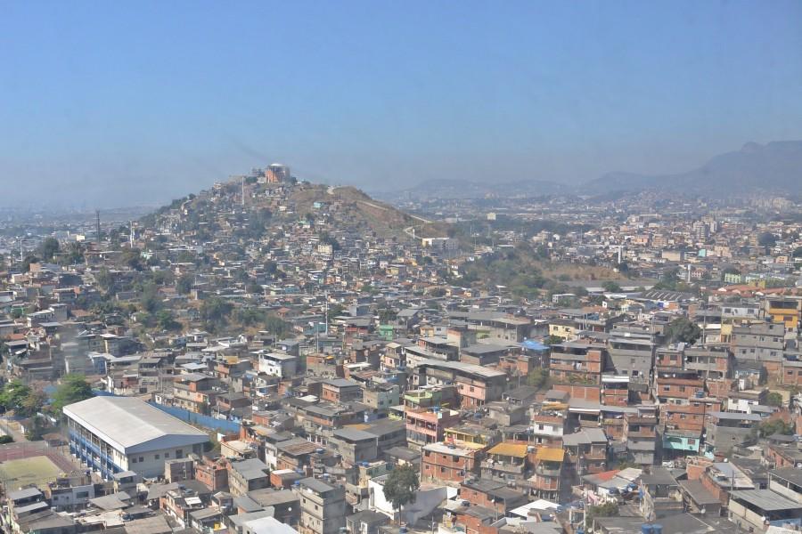 Complexo do Alemao Rio Favela Tour - Alemao Favela
