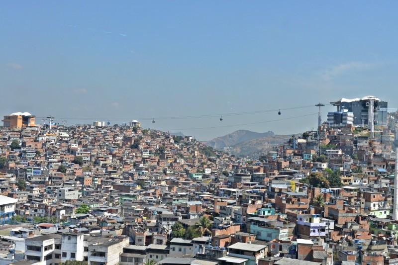 Rio Favela Tour – Complexo do Alemao Favela