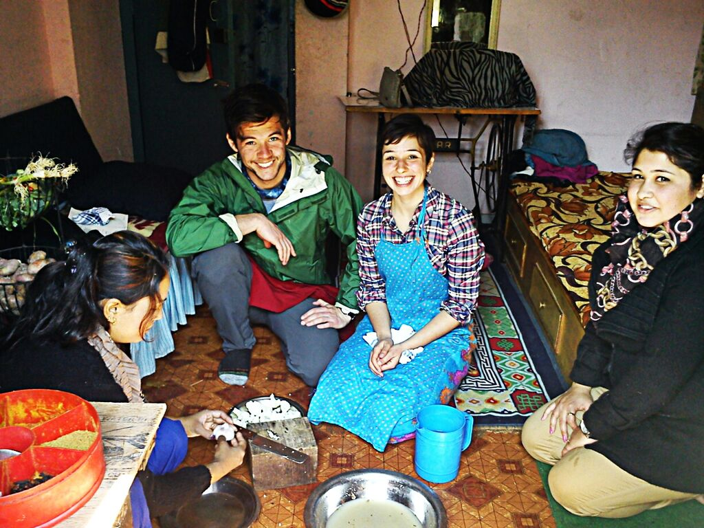 Backstreet Academy - Learning to Cook Nepalese Food