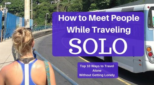 How to Meet People While Traveling Solo