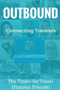 Outbound - An App for Connecting Travelers