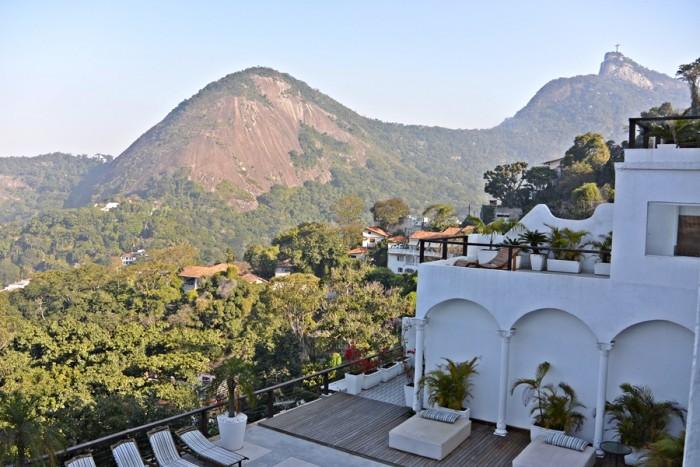Rio 180 Hotel Review Christ the Redeemer Rio de Janeiro