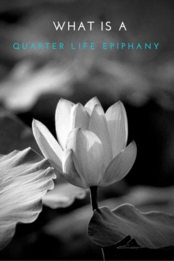 What is a Quarter Life Epiphany Pin