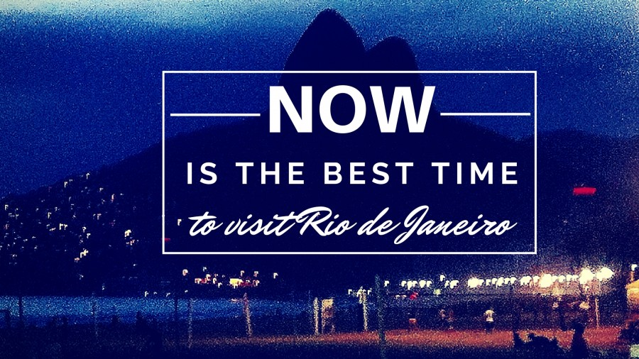 When is the best time to visit Rio de Janeiro?