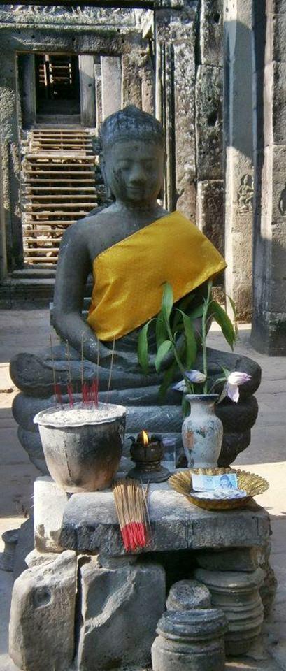 Angkor Wat DOnations