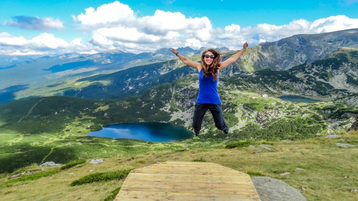 Nina Alexander of Eat Stay Love Bulgaria shares her quarter life epiphany