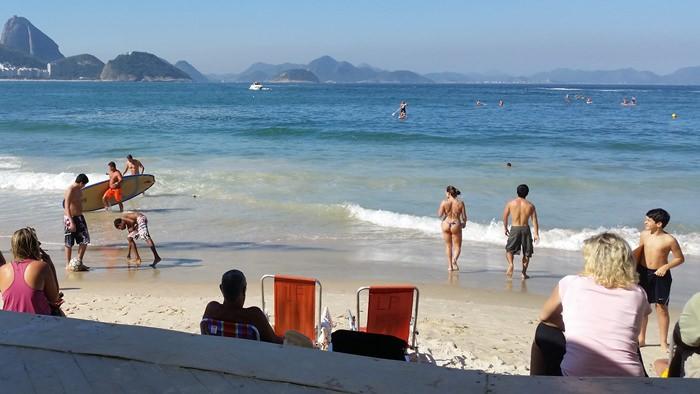 Brazilian Beach Checklist Teeny Bikini