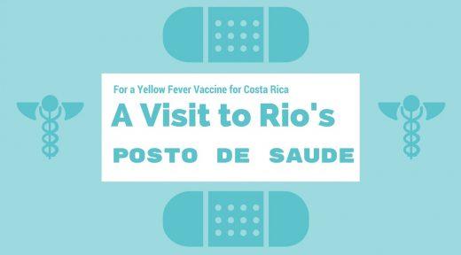 Posto de Saude For Yellow Fever Vaccine