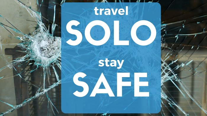 Solo Travel Safety for Women