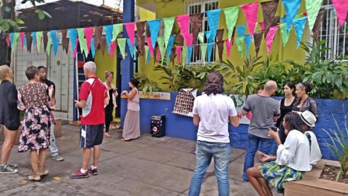 Rio de Janeiro Casa do Caminho Party