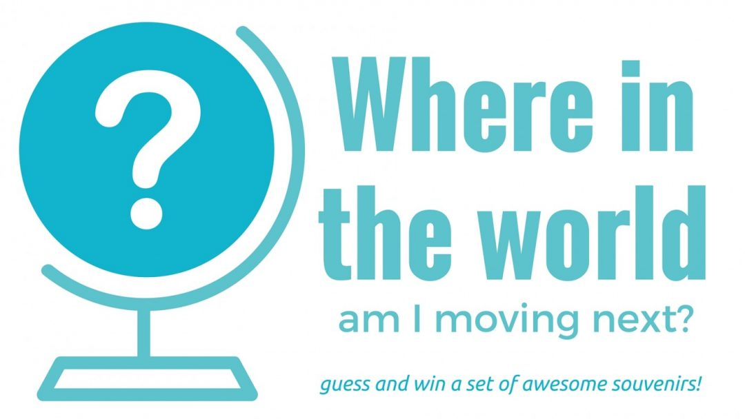 Where in the world contest