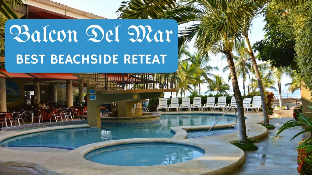 Jaco Beachside Retreat: Balcon del Mar