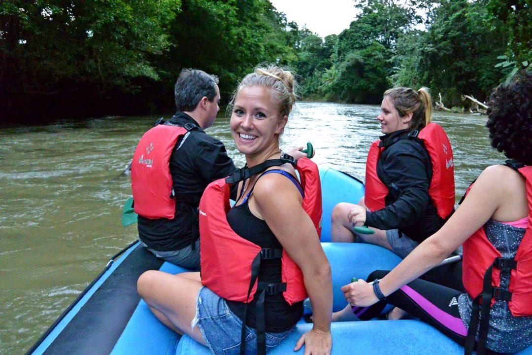 La Fortuna Night Safari Float