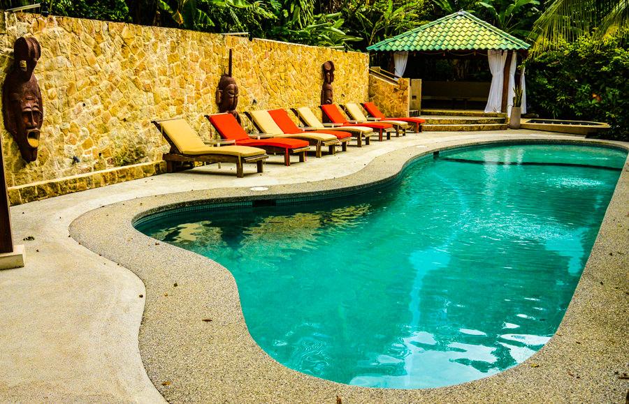 Hotel Moana Mal Pais Costa Rica