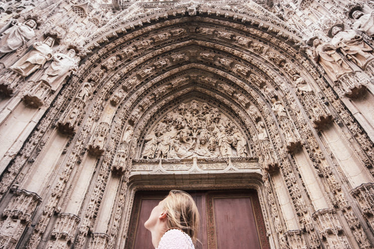 Roisin Astell - Rouen Cathedral-2