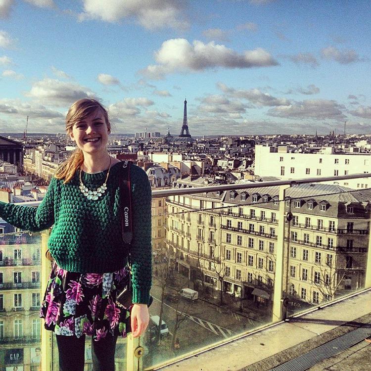 RoisinAstell, Paris,2014-2