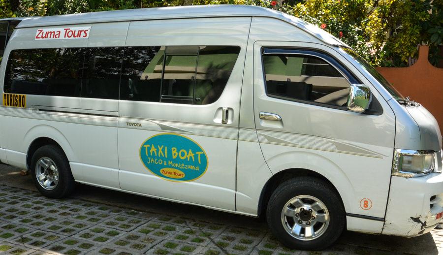 Zuma Tours Jaco to Montezuma Boat-1