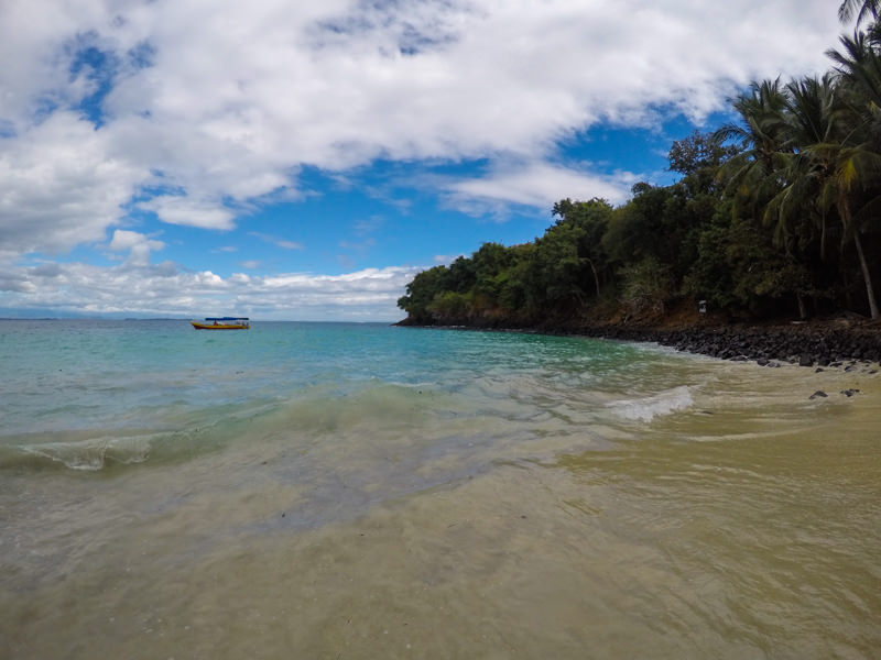 Beaches in Boquete Panama : Chiriqui Gulf