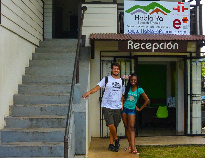 Studying Spanish in Bocas Del Toro with Habla Ya