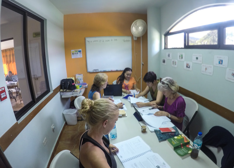 Study Spanish in Boquete Panama