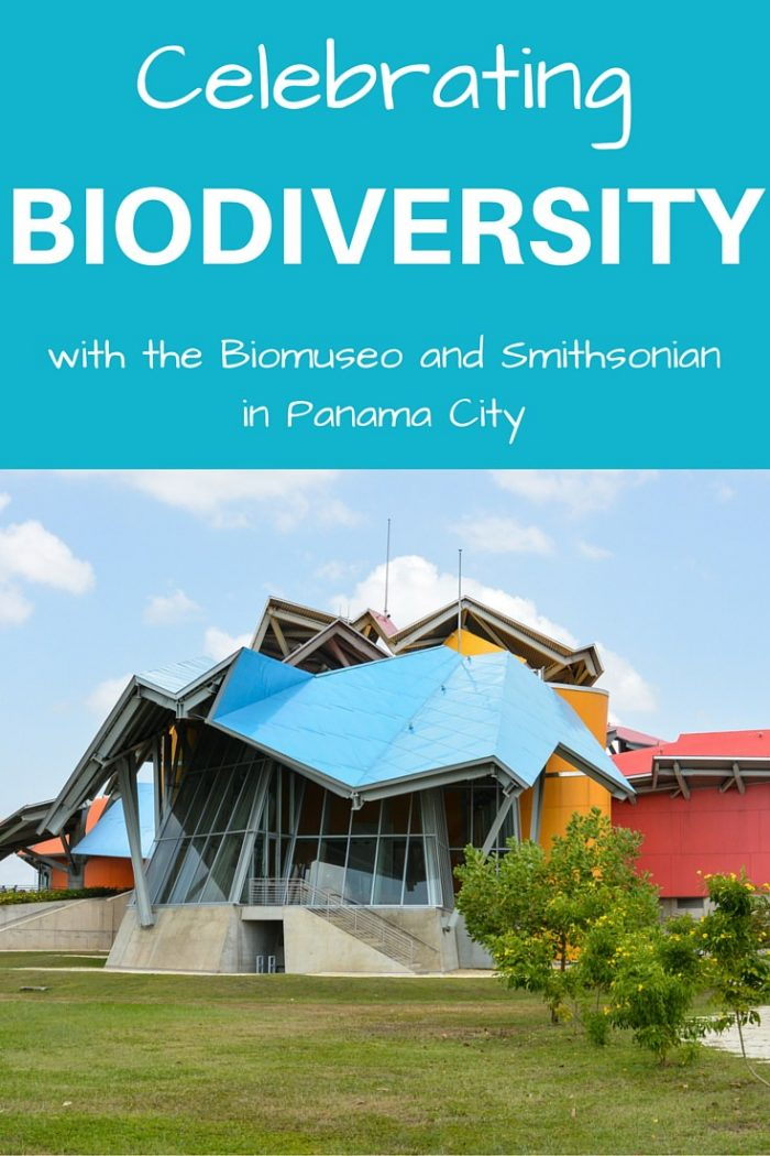 Celebrating Biodiversity with the Biomuseo and Smithsonian in Panama City 1